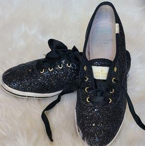 Keds Kate Spade Glitter Shoe